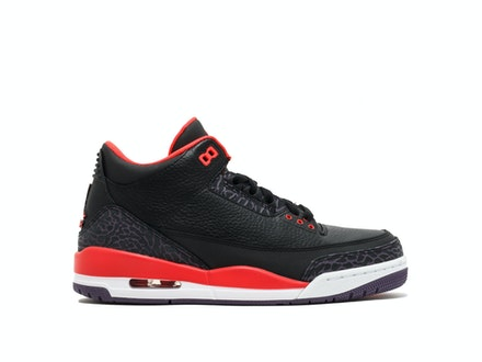 Air Jordan 3 Retro Crimson