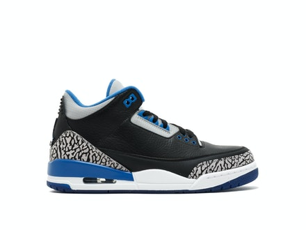 Air Jordan 3 Retro Sport Blue