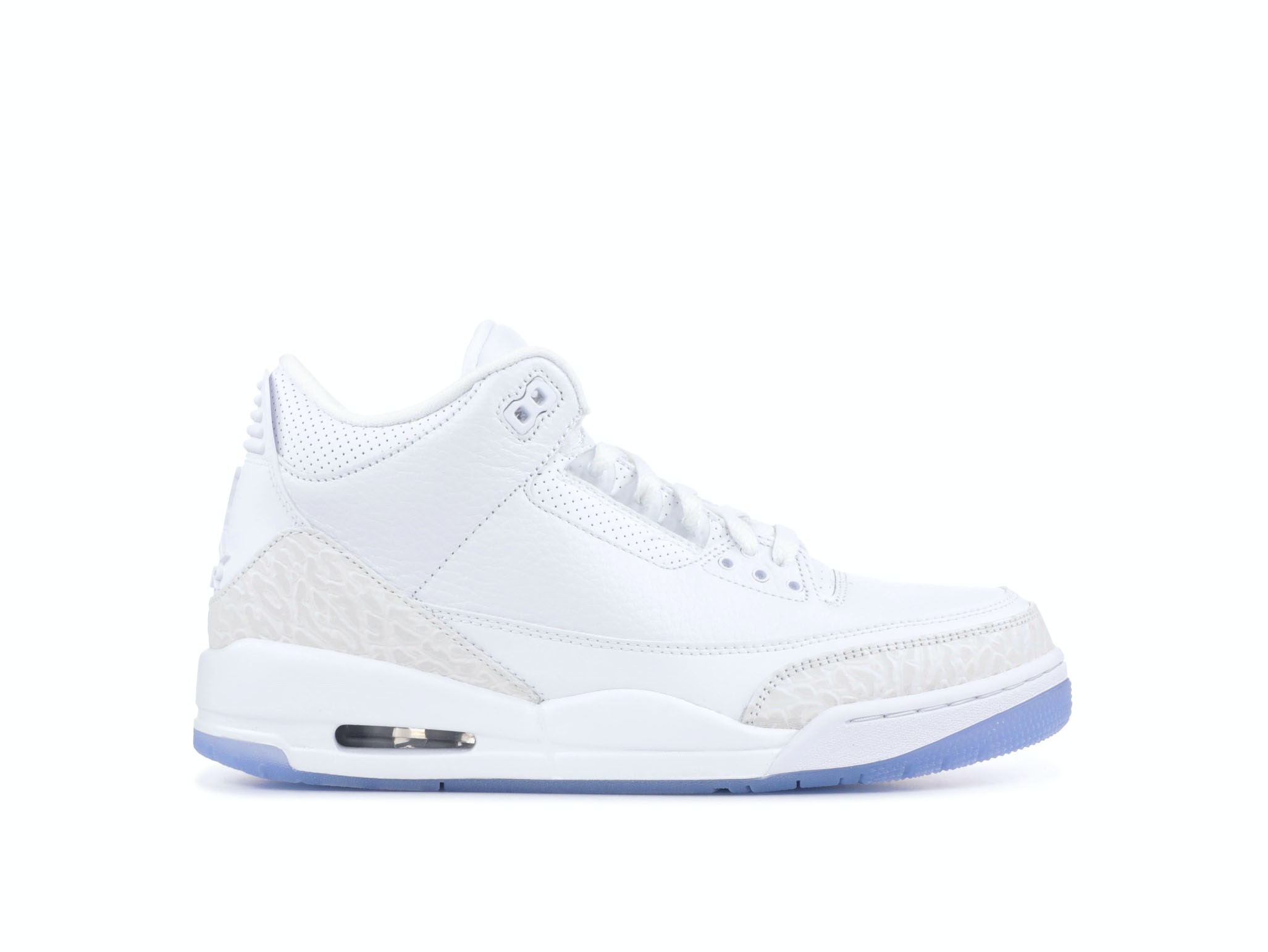 new concept f9669 2da2f Air Jordan 3 Retro Triple White