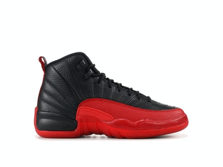 Air Jordan 12 Retro BG Flu Game 2016