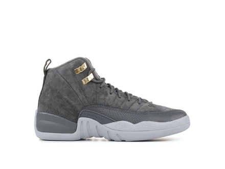 Air Jordan 12 Retro GS Dark Grey