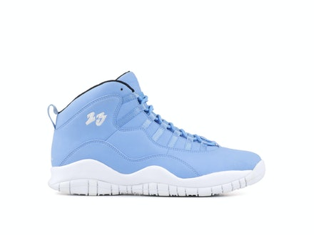 Air Jordan 10 Pantone Collection
