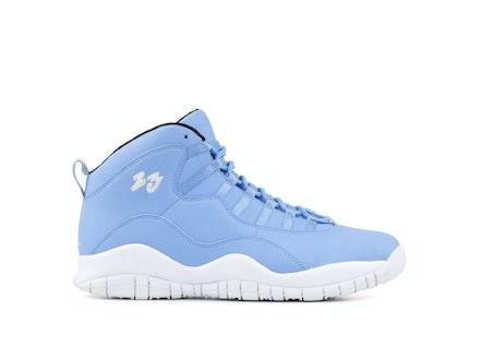 Air Jordan 10 Pantone Collection