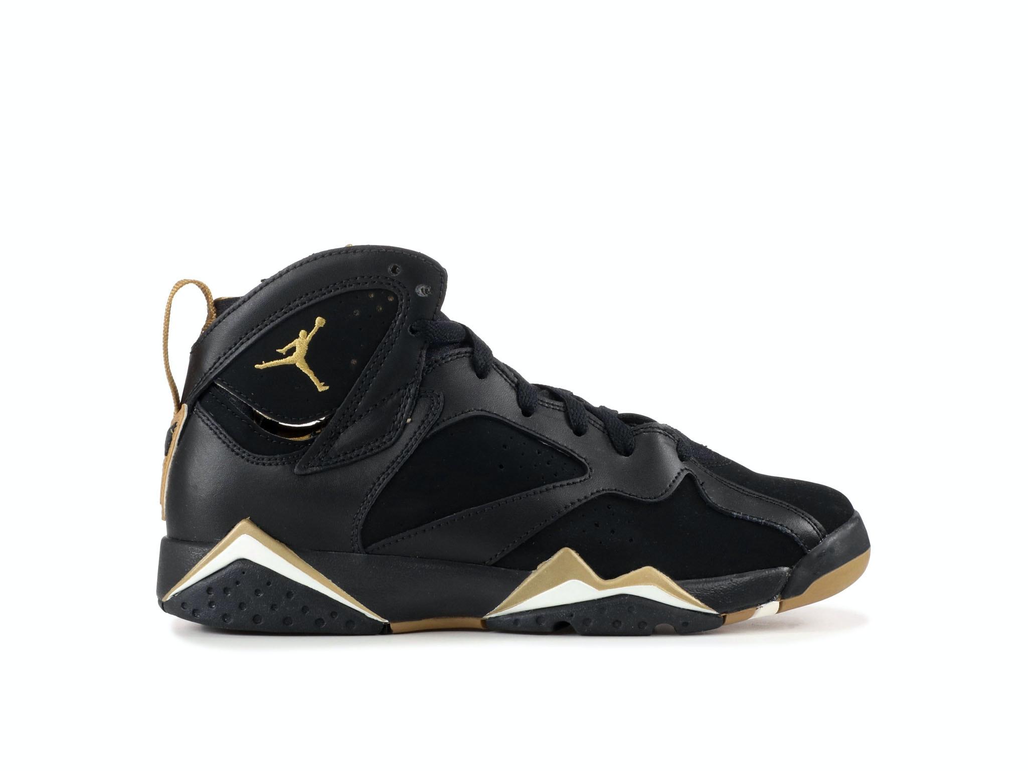 0e75e47b36f3a4 Shop Air Jordan 7 Retro GS Golden Moments Online