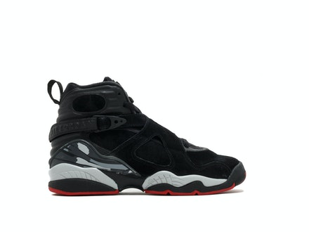 Air Jordan 8 Retro GS Bred