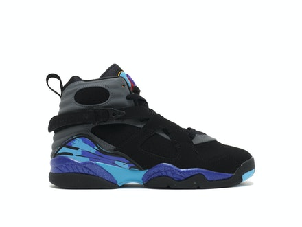 Air Jordan 8 Retro BG Aqua 2015