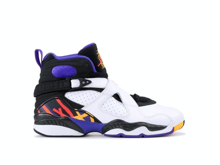 Air Jordan 8 Retro BG Three Peat