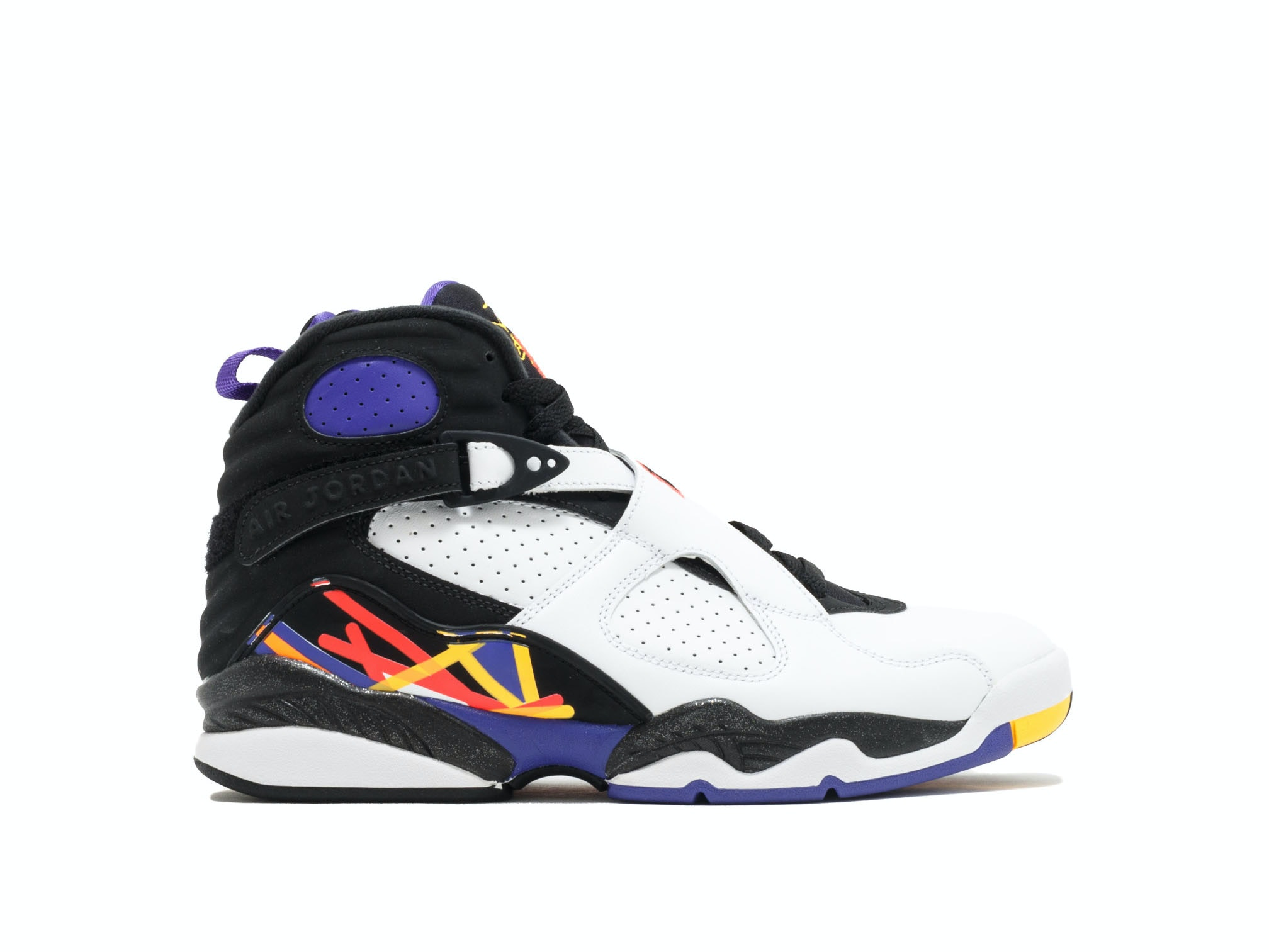 super popular 7d82f e046c Air Jordan 8 Three Peat