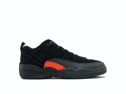 Air Jordan 12 Retro Low BG Max Orange