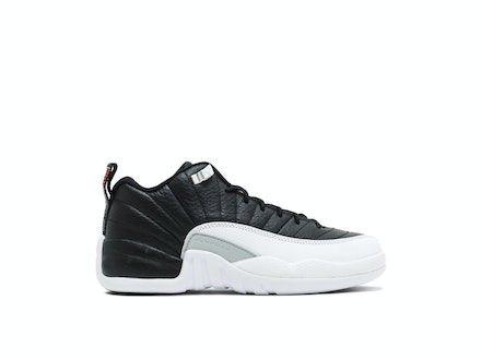 Air Jordan 12 Retro Low BG Playoffs