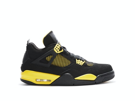 Air Jordan 4 Retro Thunder 2012