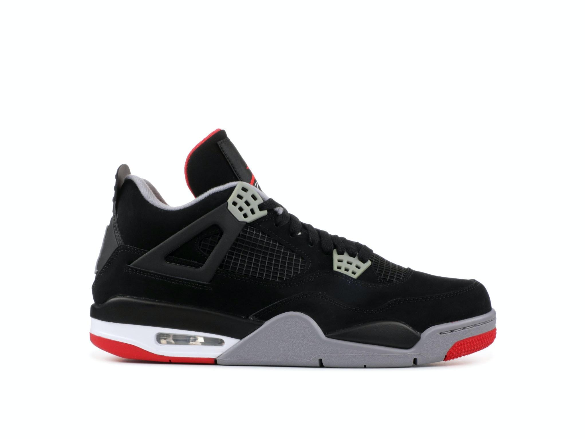 watch d403b d9ab4 Air Jordan 4 Retro Bred 2012