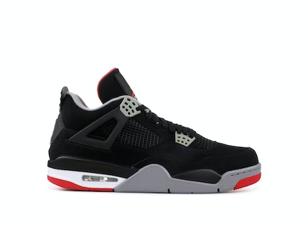 Air Jordan 4 Retro Bred 2012