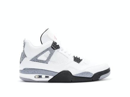 Air Jordan 4 Retro Cement 2012