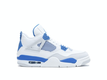 Air Jordan 4 Retro Military Blue 2012