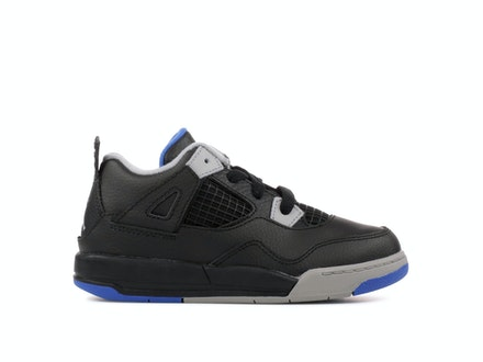 Air Jordan 4 Retro TD Motorsports Alternate