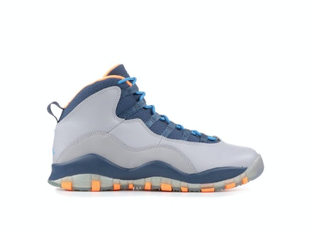 Air Jordan 10 Retro GS Bobcats