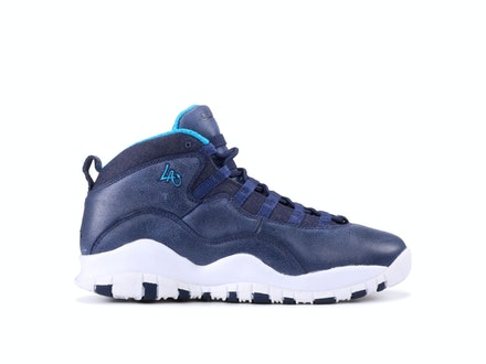 Air Jordan 10 Retro GS LA
