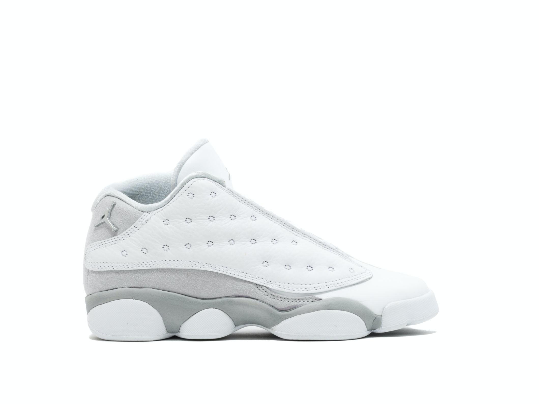 08a0f2a4277 Shop Air Jordan 13 Retro Low GS Pure Money Online | Laced