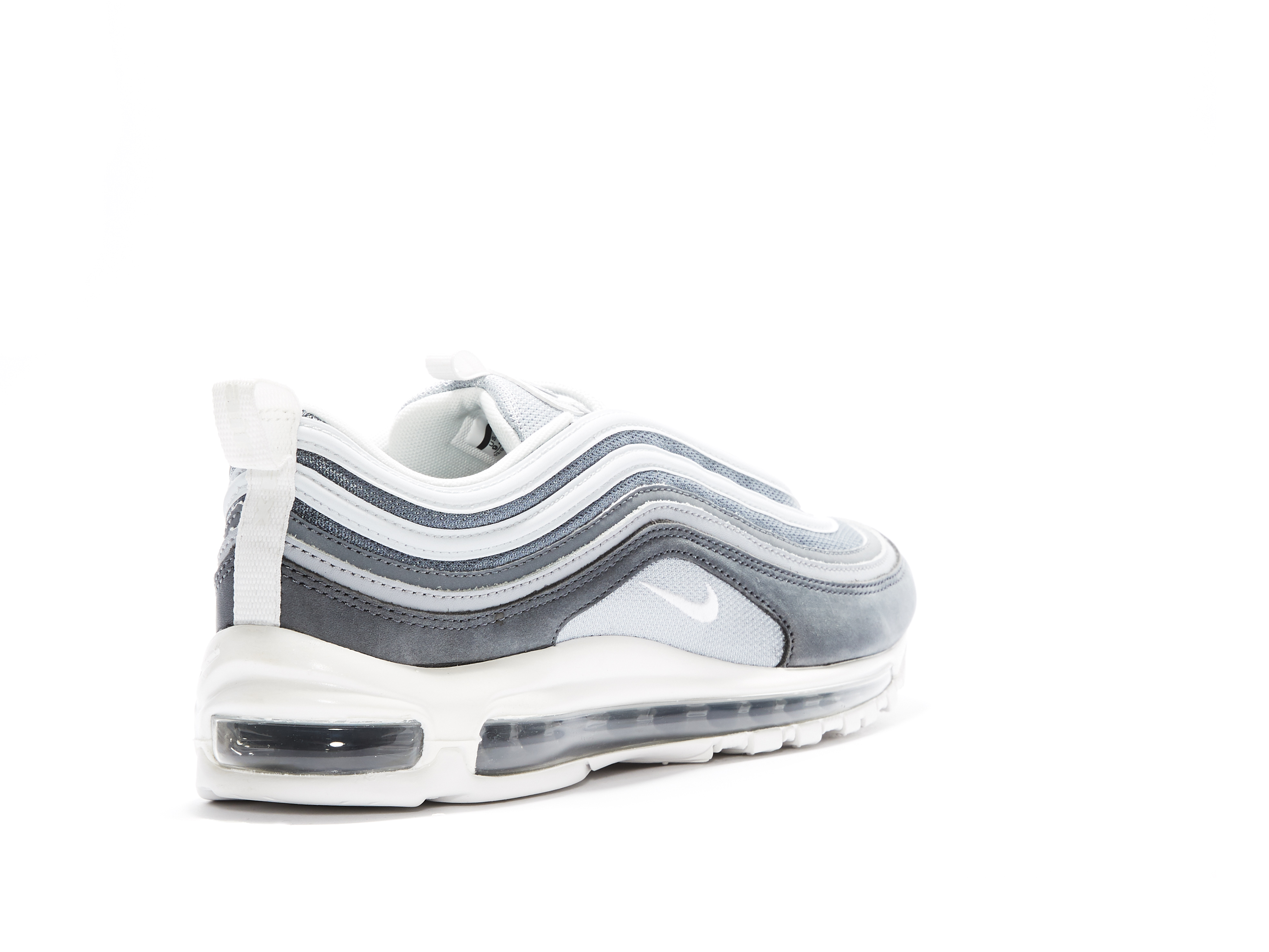 Nike Air Max 97 Premium 312834 005 Wolf Grey 6 Og Undefeated