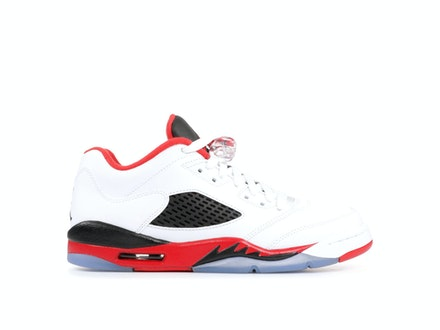 Air Jordan 5 Retro Low GS Fire Red 2016