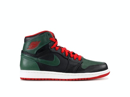Air Jordan 1 Retro High Green Gucci