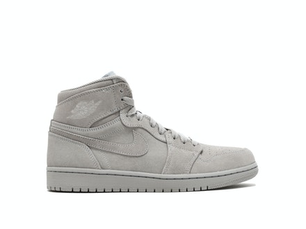 Air Jordan 1 Retro High Grey Suede