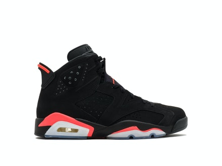 Air Jordan 6 Retro Infrared Black 2014
