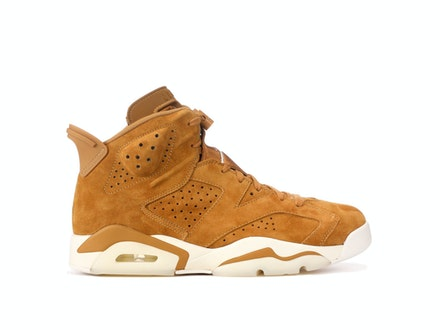best value b7f2f aa7cb Air Jordan 6 Retro Wheat