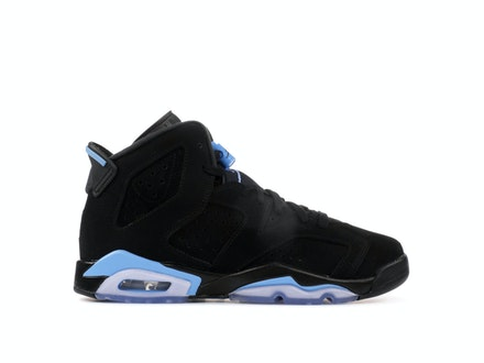 Air Jordan 6 Retro GS UNC