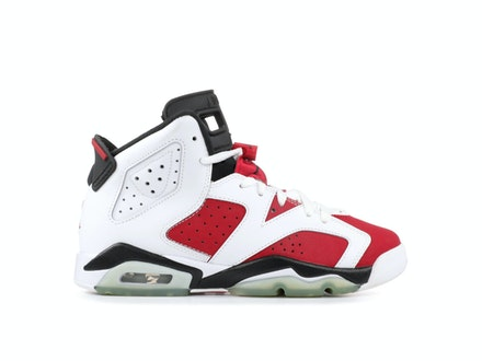 Air Jordan 6 Retro BG Carmine