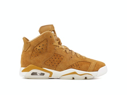 Air Jordan 6 Retro GS Wheat