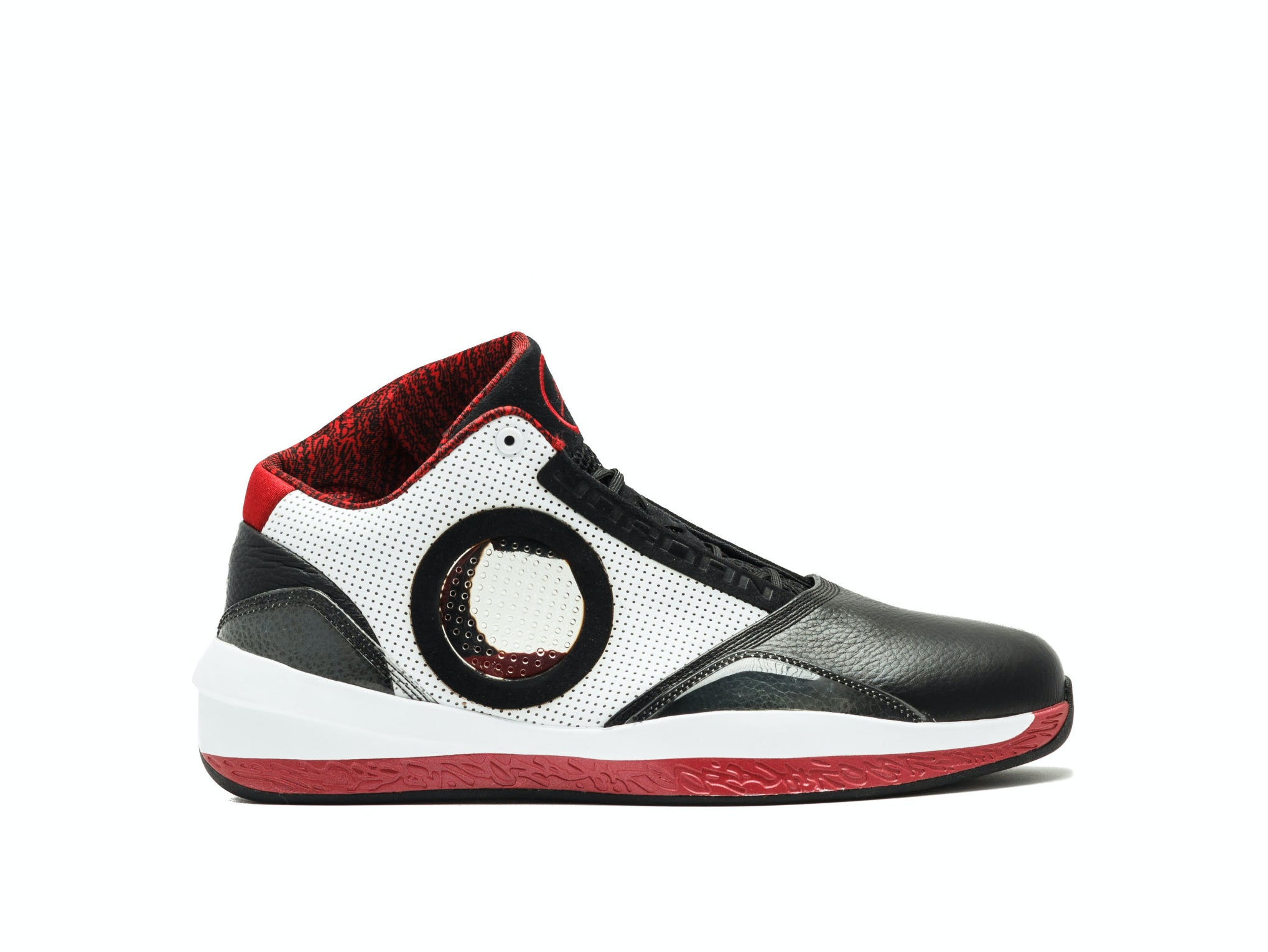 56a0a987c78 Shop Air Jordan 2010 Black Varsity Red Online | Laced
