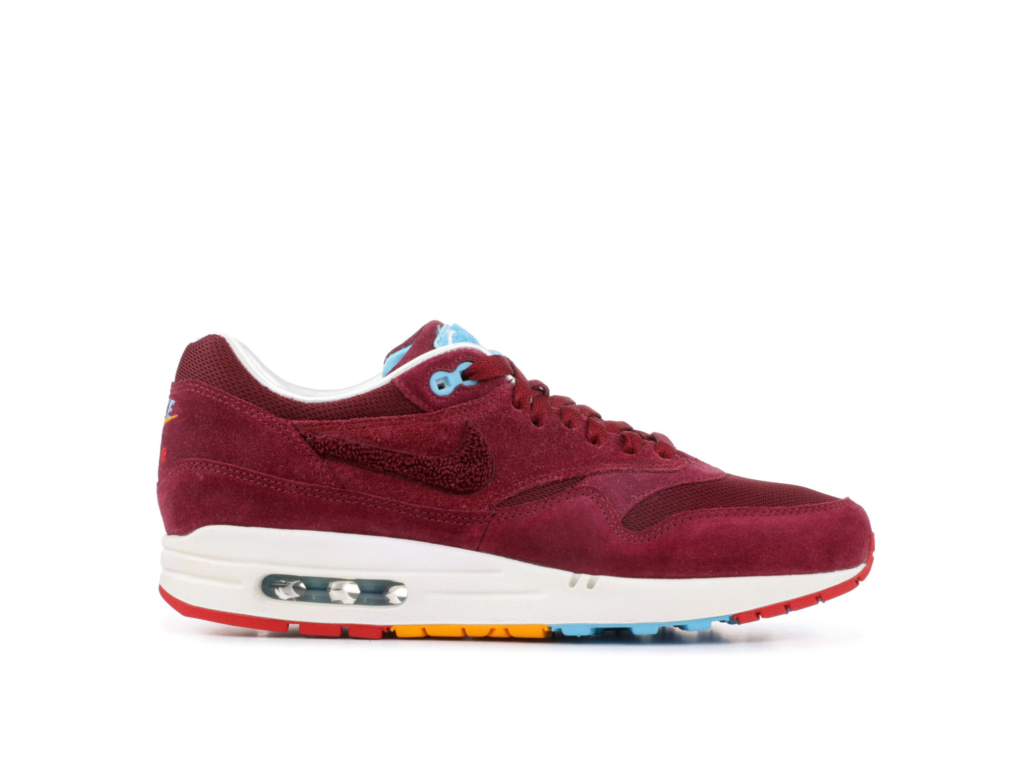 Shop Air Max 1 Premium Cherrywood x Patta x Parra Online | Laced