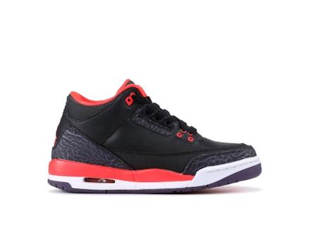 Air Jordan 3 Retro GS Crimson