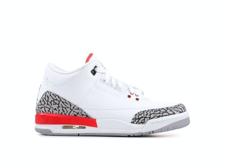 Air Jordan 3 Retro GS Hall of Fame