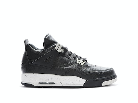 Air Jordan 4 Retro BG Oreo