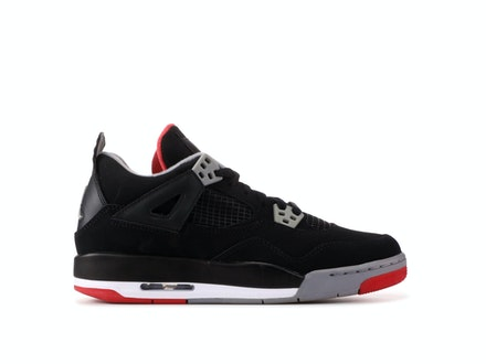 Air Jordan 4 Retro GS Bred 2012