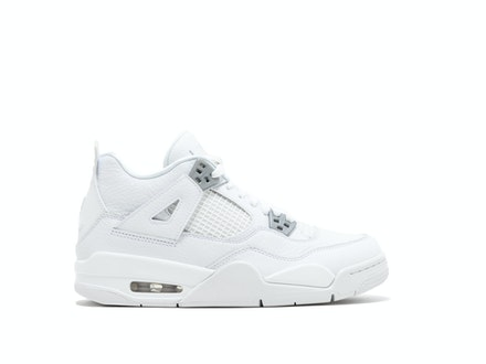 Air Jordan 4 Retro BG Pure Money