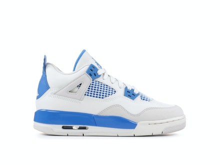 Air Jordan 4 Retro GS Military Blue 2012