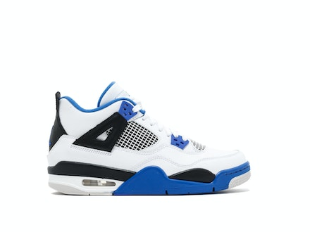 Air Jordan 4 Retro GS Motorsports