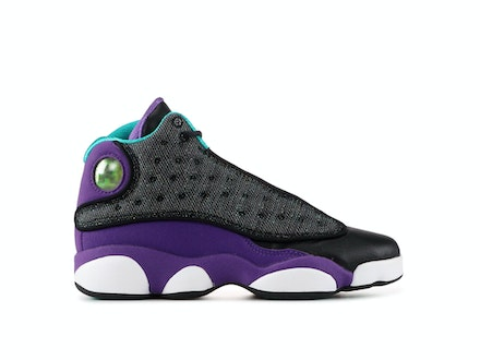 Air Jordan 13 GS Ultra Violet Teal