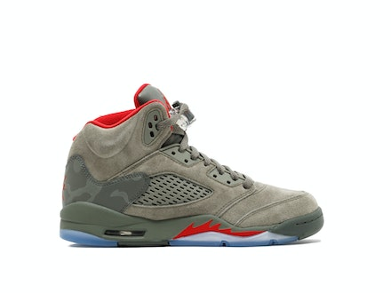 Air Jordan 5 Retro GS Camo