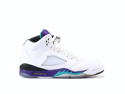 Air Jordan 5 Retro GS Grape 2013