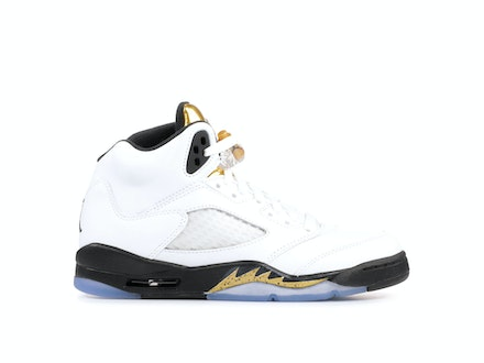 Air Jordan 5 Retro GS Olympic