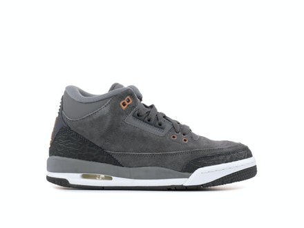 Air Jordan 3 Retro GS Anthracite