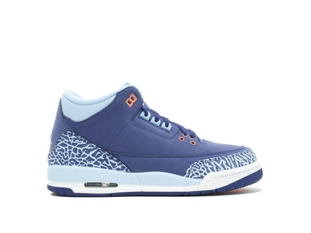 Air Jordan 3 Retro GS Purple Dust