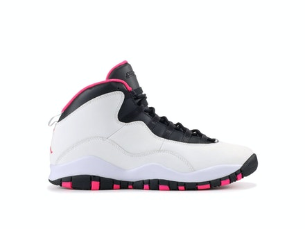 Air Jordan 10 Retro GG Vivid Pink
