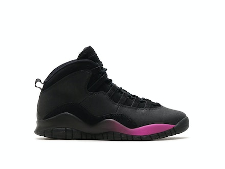 Air Jordan 10 Retro GS Purple Fade