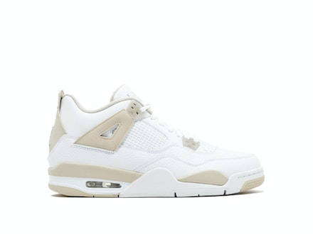 Air Jordan 4 Retro GS Linen